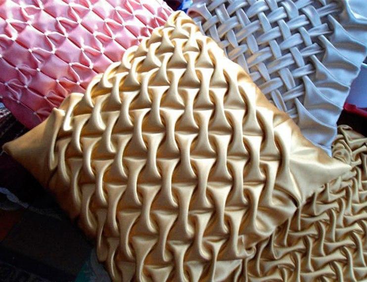 Декоративные подушки своими руками мастер класс схемы фото 376