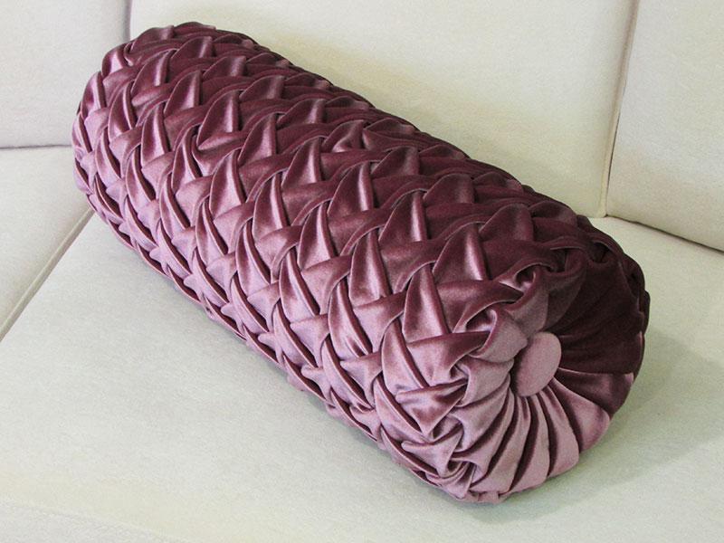 Декоративные подушки буфы своими руками фото 377